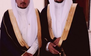 الشيخ سعيد آل فرحة يحتفل بزفاف نجليه محمد وإياد
