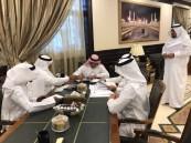مدير جامعة أم القرى يوقع اتفاقية لتنفيذ 3 مبادرات ضمن خطة التحول الوطني 2020