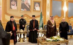 البطريرك بشارة الراعي يغادر الرياض