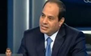 الرئيس المصري يدعو إلى اتخاذ مواقف حازمة ضد الدول الممولة للإرهاب