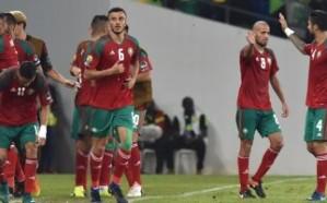 المغرب يخطف بطاقة التأهل لمونديال روسيا