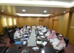 مدير تعليم صبيا يجتمع بمجلس أمناء الجوائز على مستوى الإدارة
