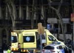 مقتل 13 شخصًا في حادث دهس ببرشلونة