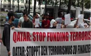 حملة عالمية تعد ملفاً كاملاً عن تمويل حكومة قطر لجماعات إرهابية