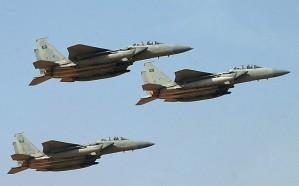 مقاتلات التحالف تشن عدة غارات على مواقع عسكرية للحوثي في صنعاء