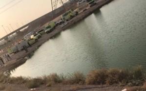 مدني الرياض ينتشل جثة غريق من مستنقع غرب العاصمة