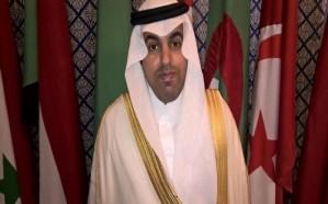 مشعل السلمي رئيسًا للبرلمان العربي لمدة عامين