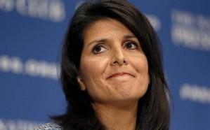 هايلي: لا توجد جماعة إرهابية في الشرق الأوسط غير مرتبطة بإيران