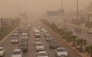 «الأرصاد» تتوقع: رياح وغبار على الرياض والقصيم