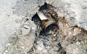 وفاة يمني بشظايا مقذوف حوثي سقط في الحرث