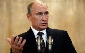 الرئيس الروسي يرسل كأس العالم في رحلة مثيرة