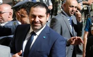 الحريري يزور مصر الثلاثاء ويجتمع بالسيسي
