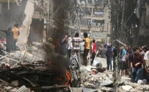 الأمم المتحدة : نظام الأسد يرتكب فظائع بحق المدنيين في حلب
