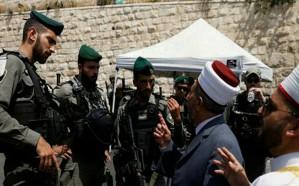 السلطات الإسرائيلية تحوّل القدس إلى ثكنة عسكرية في جمعة الغضب الثانية