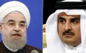 """""""تميم"""" يتعهد بدفع ملياري دولار لإخماد مظاهرات الشعب الإيراني"""