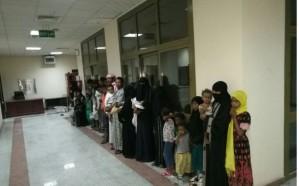 «شرطة الرياض» تضبط مقيمين يوظفون الأطفال والنساء للتسول
