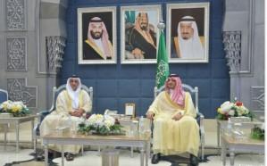 وصول نائب رئيس مجلس الوزراء وزير الداخلية الإماراتي إلى جدة