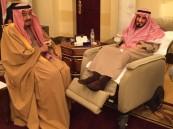 مصدر : الأمير بندر بن عبدالعزيز بصحة جيدة.. لا صحة للشائعات