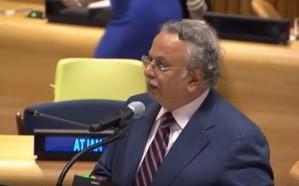 المعلمي: تقرير الأمم المتحدة أشاد بإجراءات التحالف في اليمن