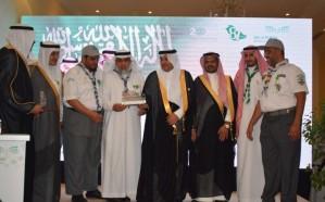 محافظ الطائف يكرم تعليم مكة لتحقيقه المركز الأول على مستوى المملكة
