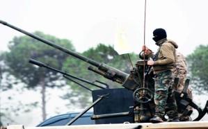 قوات سورية الديمقراطية تسيطر على 75% من بلدة المنصورة بريف الرقة الغربي