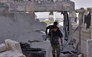 وقف إطلاق النار جنوب غربي سوريا