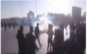 شاهد.. الموت لروحاني والمرشد .. مظاهرات حاشدة في إيران