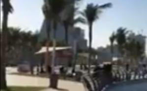 فيديو.. النفايات المتراكمة تملأ الواجهة البحرية في جدة