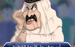 أين يمكن حل الأزمة القطرية؟