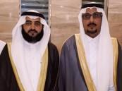 محمد بن عبدالحي يحتفل بزفافه ببالجرشي