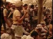 جنودنا في الحد الجنوبي يرددون القصائد الشعرية بعد انتصاراتهم في الخوبة