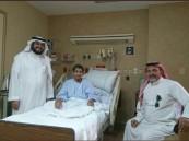 محمد الغامدي يرقد بمستشفى الملك فيصل التخصصي