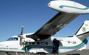 نجاة طفلة ومقتل 6 أشخاص إثر تحطم طائرة ركاب شرق روسيا