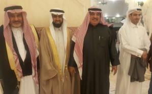 """عائلة """"آل هجاد"""" تحتفي بتخرج الدكتور عبدالخالق"""