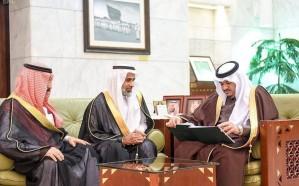 نائب أمير منطقة الرياض يوافق على نيابة الرئاسةالفخرية لجمعية الأسر المنتجة