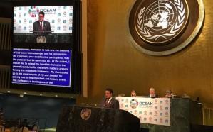 المملكة تؤكد في مؤتمر الأمم المتحدة لحفظ الموارد البحرية استمرار دعمها التوجهات الدولية والإقليمية لحماية بيئة البحار والمحيطات