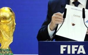 تحقيقات حول دفع قطر 22 مليون دولار رشوة لاستضافة المونديال
