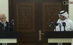 فيديو.. وزير الخارجية العراقي يلجم مراسل قناة الجزيرة على الهواء مباشرة