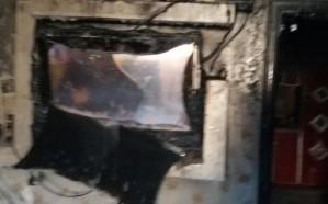 وفاة طفل في حريق منزل شعبي بعد ذهاب والديه للعمل بالليث