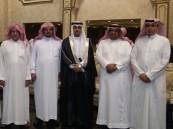 عائلة آل حاسن تحتفل بزفاف الدكتور خالد