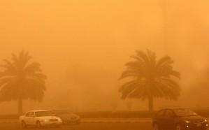 الأرصاد: رياح مثيرة للأتربة والغبار على منطقتي مكة والمدينة المنورة