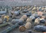الجيش اليمني ينتزع 3 آلاف لغم زرعها الحوثيون في صعدة