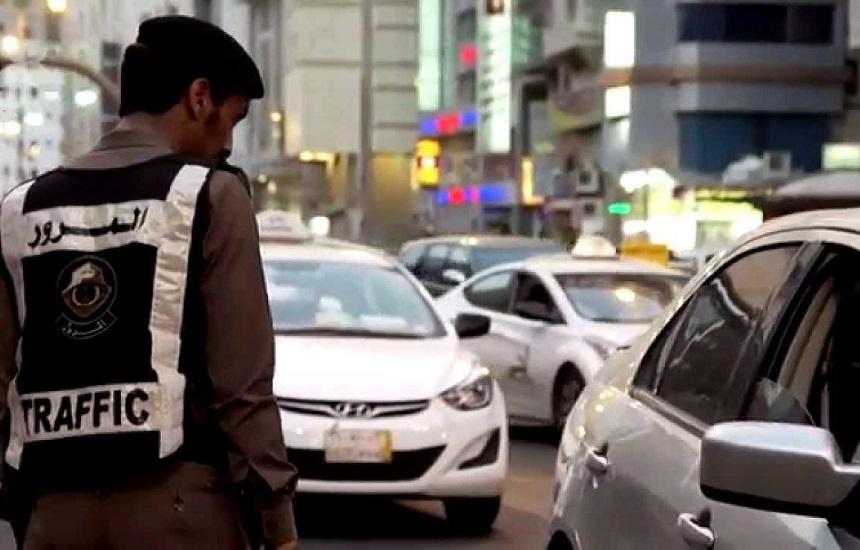 ضبط سائق المركبة صاحب فيديو القفز على رصيف كورنيش جدة