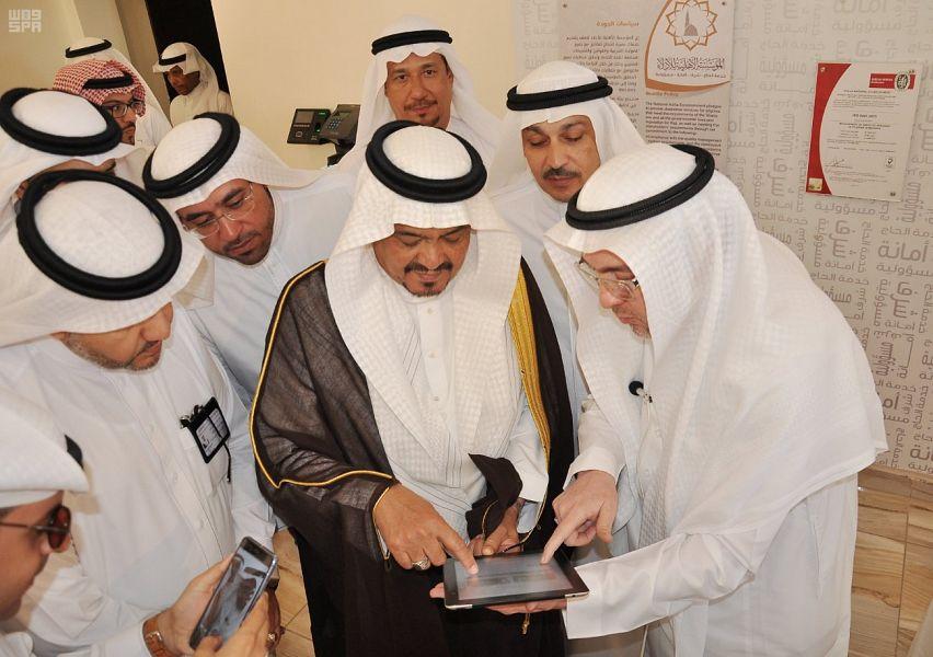 وزير الحج والعمرة : المملكة تسخر كامل طاقاتها لخدمة ضيوف الرحمن