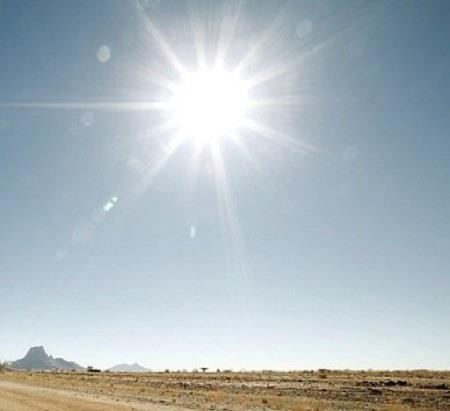 طقس شديد الحرارة علي معظم مناطق المملكة