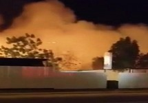 اندلاع حريق بمخيم حجاج داخل المشاعر المقدسة .. والدفاع المدني يسيطر على الموقف
