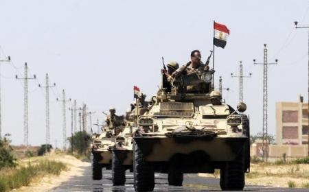 مصر: مقتل 10 مسلحين خلال حملات أمنية في سيناء