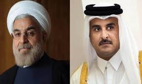 قاعدة عسكرية إيرانية في قطر