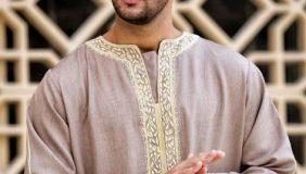 فتاة سعودية تقتحم تصميم الأزياء الرجالية بأشكال مختلفة وألوان جديدة
