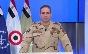 الجيش المصري يستهدف أوكار وبؤر إرهاربية بشمال سيناء
